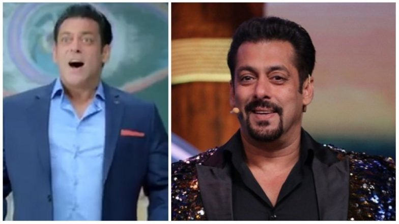 Bigg Boss 12 Grand Premiere Episode: What a Transformation! We Absolutely Love Salman Khan's New Look - See Pics