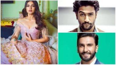 Ranveer Singh, Ekta Kapoor, Vicky Kaushal and Bhumi Pednekar Win Big at Forbes India Tycoons of Tomorrow Awards - See Pics