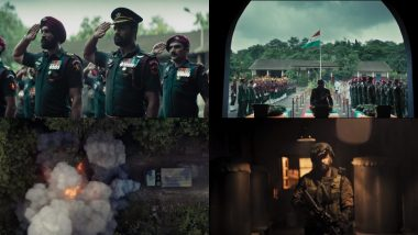 Uri Official Teaser: Vicky Kaushal Makes For A Serious Indian Army Jawan Set To Avenge For The Country - Watch Video