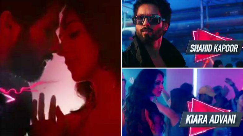 Urvashi-Take It Easy Song Out! Shahid Kapoor and Kiara Advani are Too Hot to Handle in This Yo Yo Honey Singh Number! - Watch Video
