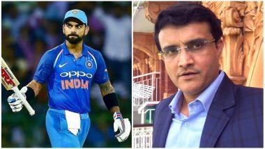 Virat Kohli Better Captain Than Me, Says Sourav Ganguly