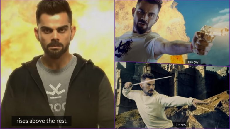 Download Virat Kohli Movie Trailer Now Because It Presents the Stylish Indian Cricketer in Never-Seen-Before Avatar!
