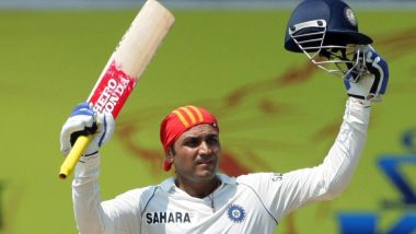 This Day That Year: Virender Sehwag Hits Two 300s Four Years Apart