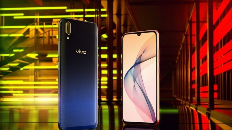 Vivo Gears Up to Launch Vivo V11 Pro Smartphone Tomorrow in India; Features In-Display Fingerprint Scanner & Halo FullView Screen