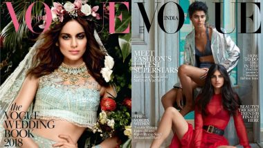 After Suhana Khan's Controversial Vogue Photoshoot, The Magazine Returns To Doing What They Do The Best - See Pics