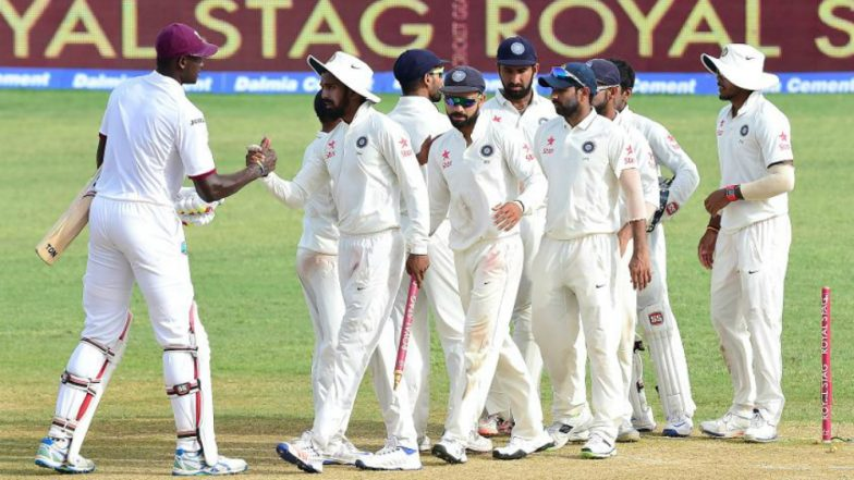 India vs West Indies 2018 Schedule: Full Match Fixtures With Dates