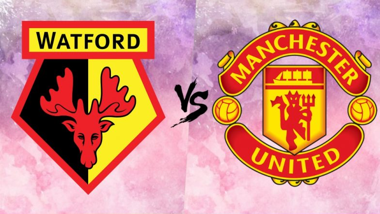 Watford Vs Manchester United Live Streaming Online In Ist How To