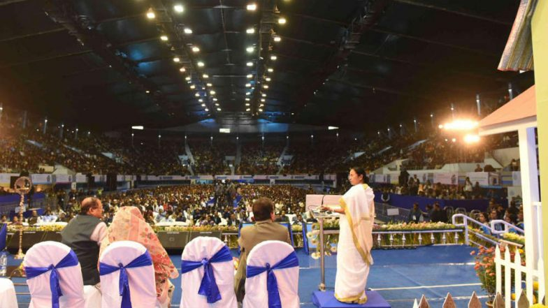 West Bengal Government to Give Rs 10,000 to Durga Puja Committees, Announces Mamata Banerjee