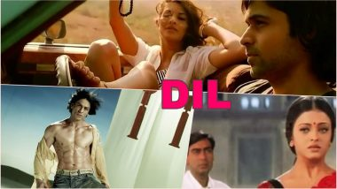 World Heart Day 2018: List of 'Dil' Songs Straight From Bollywood's Heart to Nurse a Heartbreak