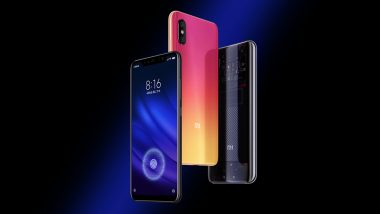 Xiaomi Mi 8 Pro & Mi 8 Lite Smartphones Launched in China; Gets In-Display Fingerprint Reader & IR-Based Face-Unlock