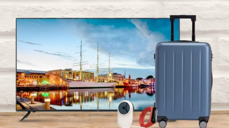 Xiaomi Smarter Living Event Launches New Mi LED Smart TVs, Mi Air Purifier 2S and Mi Home Security Camera 360