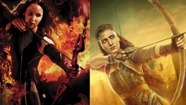 Thugs Of Hindostan: Fatima Sana Shaikh As Zafira Will Remind Us of Jennifer Lawrence From Hunger Games - View Pics
