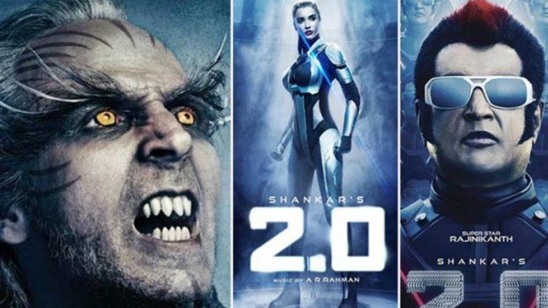 2.0 Teaser: All You Need to Know About Rajinikanth-Akshay Kumar's Sci-Fi Film