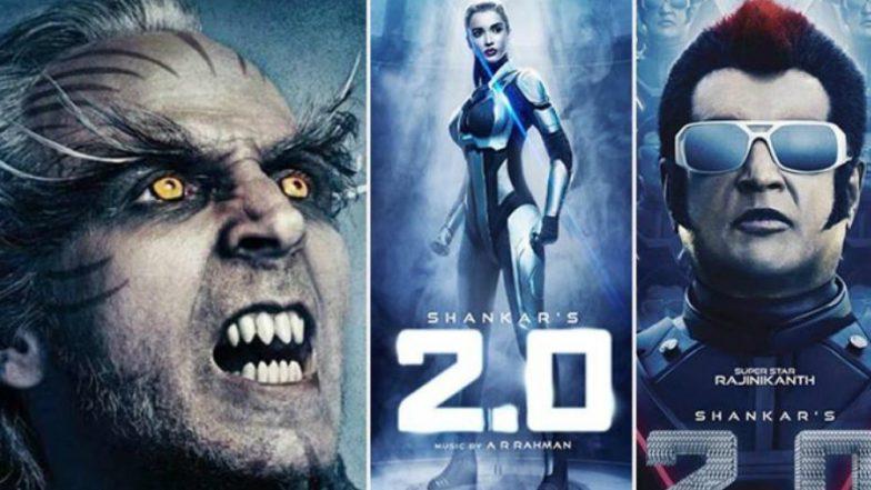 Finally! Akshay Kumar and Rajinikanth's 2.0 Teaser Releases On September 13!