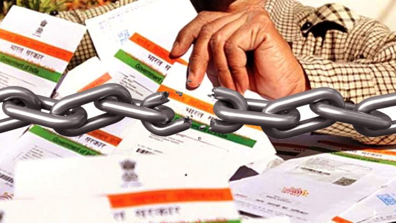 How to Unlink Aadhaar With Bank Account, Mobile Number and Private Wallet Services