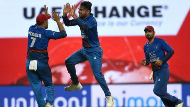 India vs Afghanistan Video Highlights Asia Cup 2018 Super Four Round: AFG Pull Off Last Over Tie Against IND