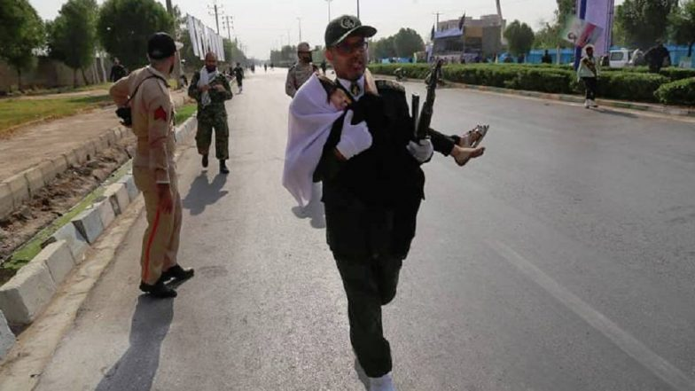 Iran: 24 Killed, 53 Injured as Gunmen Fire on Military Parade in Ahvaz City