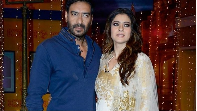 Viral: Ajay Devgan accidently shares wife Kajol's number on Twitter, gets trolled