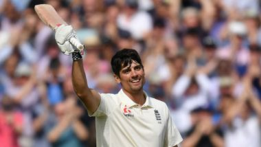 Alastair Cook Becomes 5th Batsman to Score a Century in His Debut and Last Test