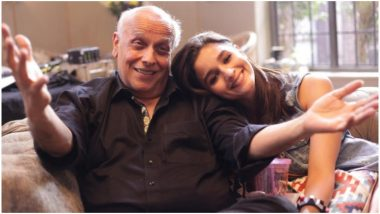 Mahesh Bhatt Turns 70, Alia Bhatt's Heartwarming Birthday Post for Her Old Man Is Unmissable - See Pics