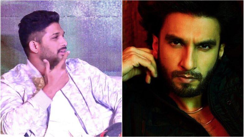 Tollywood Hottie Allu Arjun To Collaborate With Ranveer Singh for Kabir Khan's 83?
