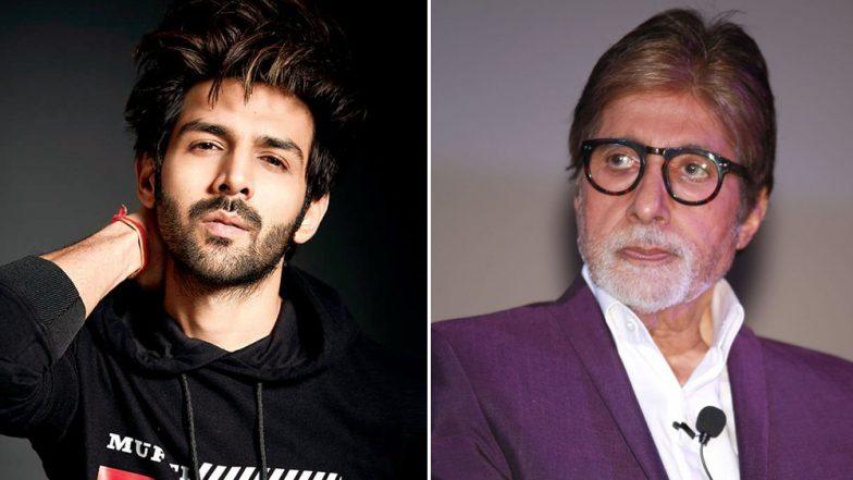 Amitabh Bachchan's This Gesture Has Left Kartik Aaryan Numb: Find Out!