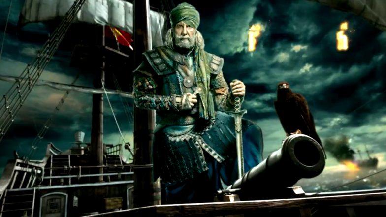 Thugs of Hindostan New Teaser: Amitabh Bachchan as Khudabaksh Looks Fierce and Feisty - Watch Video