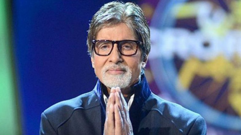 Amitabh Bachchan to Inaugurate KIFF In The Presence of Other Bollywood Superstars and Mamata Banerjee