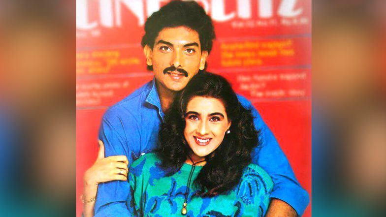 Image result for Ravi Shastri and Amrita Singh