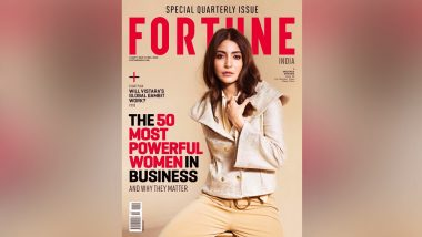 Anushka Sharma's Photoshoot For a Magazine Cover is Drop Dead Gorgeous! (View Pic)
