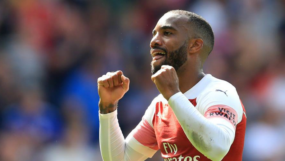 Alex Lacazette Returns to Full Training for Arsenal, Doubtful for Match Against Sheffield United