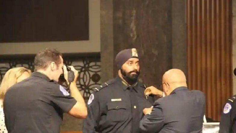 First Sikh in US President Donald Trump's Security Cover: Ludhiana-born Anshdeep Singh Bhatia