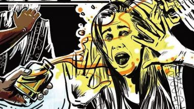 Delhi Shocker: Girlfriend Throws Acid on Herself and Lover to Save Three-Year Relationship