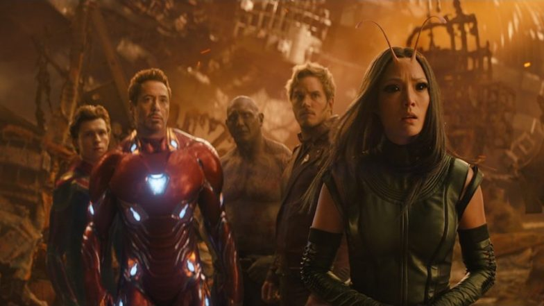 Avengers: Infinity War to Re-Release in India – Details Inside