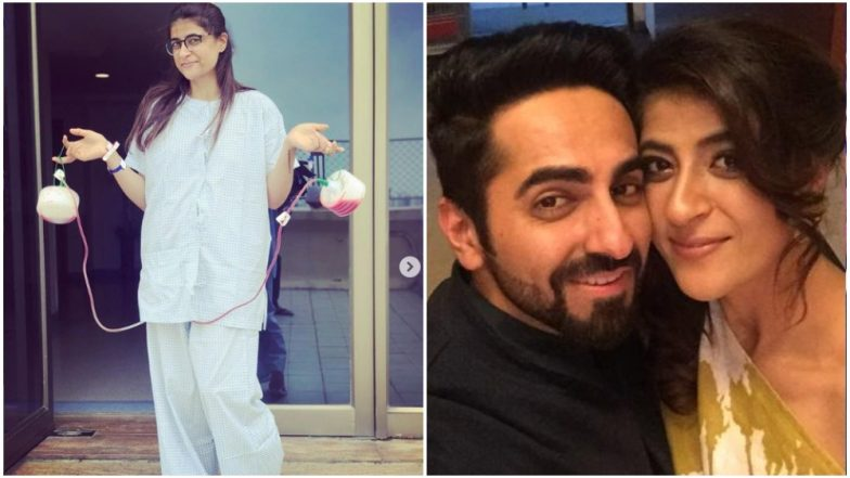 Shocking! Ayushmann Khurrana's Wife Tahira Kashyap Diagnosed With Initial Stage of Cancer