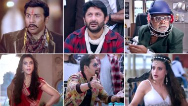 Bhaiaji Superhit Teaser: Sunny Deol's Power Punches are Balanced by Arshad Warsi's Comic Timing - Watch Video