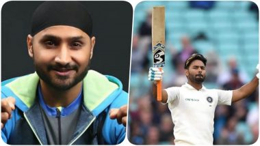 Harbhajan Singh Questions BCCI, 'Why is Rishabh Pant Not in Asia Cup 2018 Squad?'