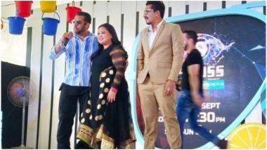 Bigg Boss 12: Bharti Singh and Haarsh Limbachiyaa's Role on Salman Khan's Show Revealed!