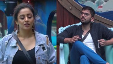 "Bigg Boss 12: ""I Don't Trust You"", Nehha Pendse Tells Romil Choudhary After Catching Him Staring at Her"