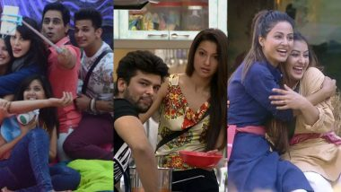 Bigg Boss season 9, 7 and 11