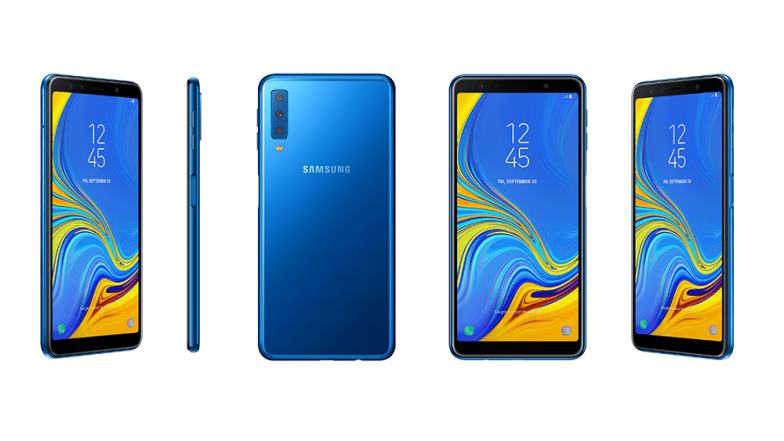 Samsung Galaxy A7 2018 First Online Sale Tomorrow on Flipkart; Price, Offers, Variants, Features & Specifications
