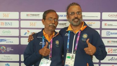 Pranab Bardhan and Shibnath Sarkar Wins First Gold Medal in Bridge for India at Asian Games 2018, Helps India Level Gold Medal Tally of 1951 Asiad!