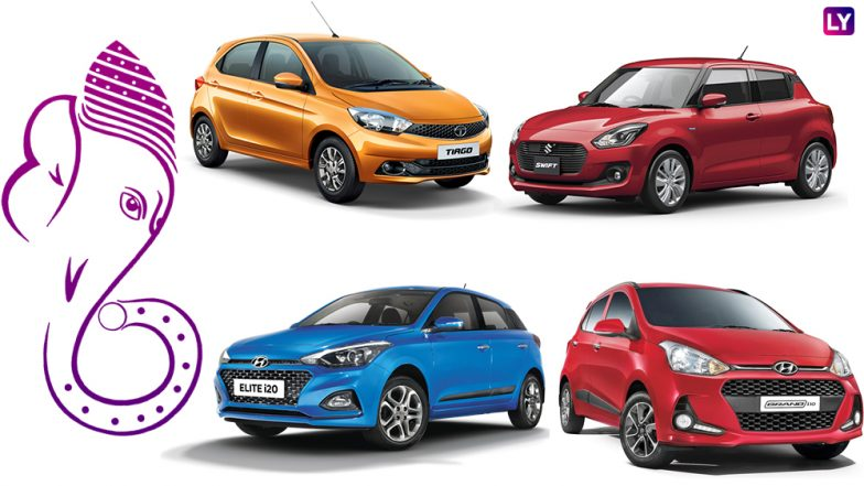 Ganesh Utsav 2018: Huge Discounts on Cars This Month; Up to Rs 60,000 Off on Maruti Swift, Dzire & Hyundai Elite i20