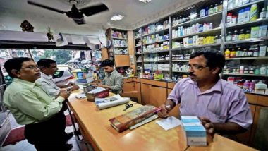 Chemists' Strike Today: Medical Stores to Be Shut During Nationwide Protest Against Online Selling of Medicines