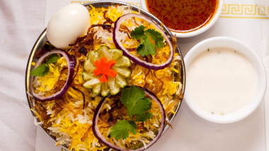 Dubai Man Feasts on Biryani One Last Time Before Getting His Stomach Removed Due To Cancer