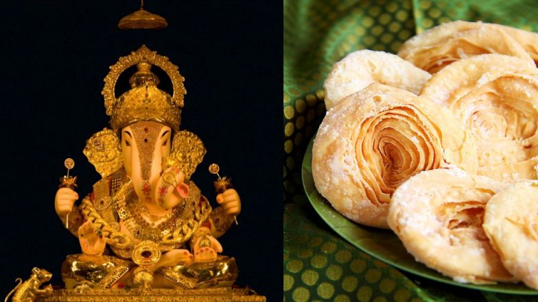 Ganeshotsav 2018 Recipe of Day 3: Sweeten Your Celebrations With This Chef-Recommended Recipe of Chiroti