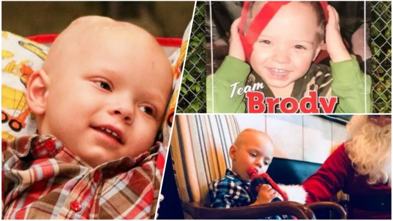 Ohio Town Celebrates Christmas in September For Cancer-Stricken Toddler Who Only Has 2 Months To Live