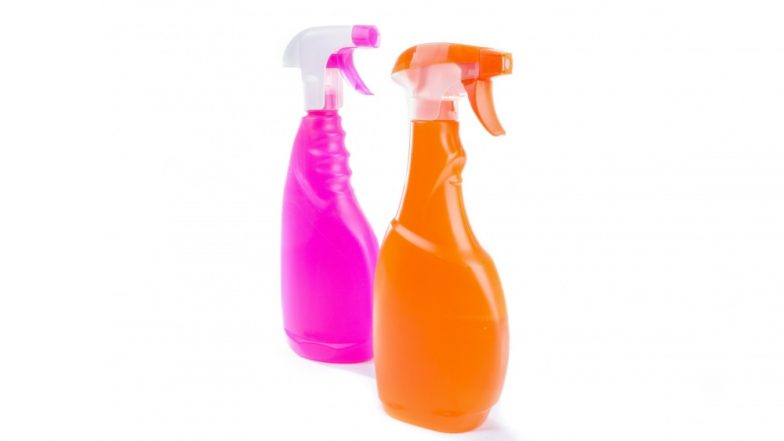 Household Cleaning Products May Be Making Children Fat
