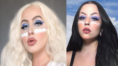 Cloud Eye Makeup: This New Instagram Trend Is What Dreams Are Made Of