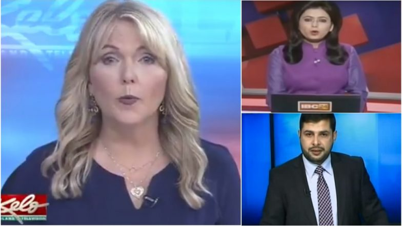 US News Anchor Reports on Her Own Daughter's Death Due to Drug Overdose in a Heart-Breaking Video! Watch Other Instances of Brave Reporting